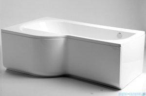Poolspa Akrylowa obudowa boczna do wanny Intea 100 cm lewa PWOQZ10KO000000