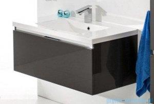 Antado Cantare szafka z umywalką 80x50x33 szary połysk FSM-342/8GT-56/56 + UNA-800