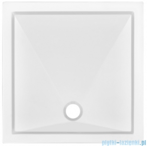Atrium Arco brodzik kwadratowy 80x80 cm QA2-80