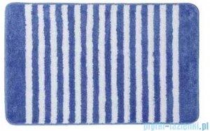Sealskin Dywanik łazienkowy Strisce Blue 50x80cm 294385424