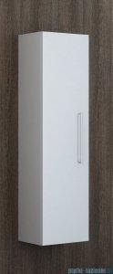Antado Susanne słupek wysoki z szufladami 35x34cm biały połysk AS-160-WS