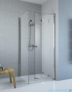 Radaway Fuenta New KDJ-B kabina prysznicowa 100x75 prawa przejrzyste 384083-01-01R/384049-01-01