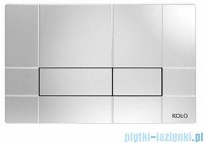 Koło Box przycisk spłukujący do stelaża Technic gt do WC chrom 94161-002