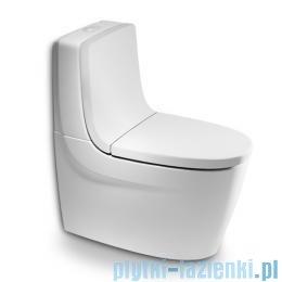 Roca Khroma Zbiornik Wc 3/6l kompaktowy biały A341650000