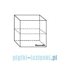 Antado Sycylia szafka wisząca 45x30x45 grafit mat KTS-114-U164