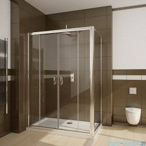 Radaway Premium Plus DWD+S kabina prysznicowa 160x90cm szkło brązowe 33363-01-08N/33403-01-08N
