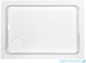 Sanplast Free Line brodzik prostokątny B/FREE 80x140x5 cm + stelaż 615-040-1410-01-000