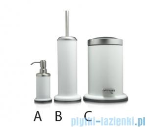 Sealskin Acero Dozownik na mydło biały 361730210