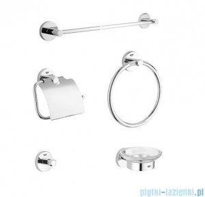 Grohe Essentials akcesoria łazienkowe komplet 40344000