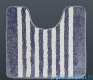 Sealskin Dywanik łazienkowy Strisce Grey kontur 50x45cm 294388414