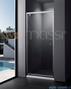 Massi Verre drzwi prysznicowe 90x185cm przejrzyste MSKP-FA406-90