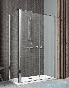 Radaway Eos II DWD+S Drzwi prysznicowe 120x197 szkło przejrzyste 3799494-01