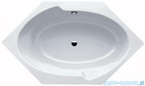Kaldewei Wanna Twin Pool model 660 170x100x47cm 228100010001