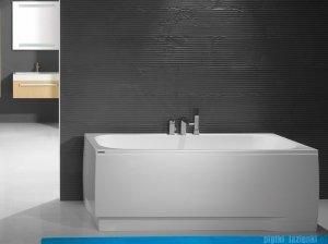 Sanplast Free Line obudowa do wanny prostokątnej lewa OWPLL/FREE 75x180cm biała 620-040-0310-01-000