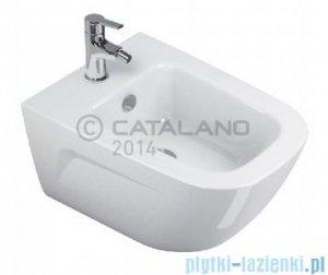 Catalano New Light Bidet 53 bidet wiszący 53x37 cm biały 1BSLIR00