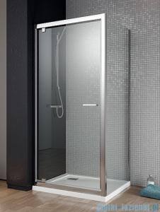 Radaway Twist DW+S Kabina prysznicowa 100x80 szkło brązowe 382003-08/382011-08
