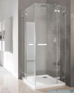 Radaway Euphoria KDD Kabina prysznicowa 90x100 szkło przejrzyste 383060-01L/383062-01R
