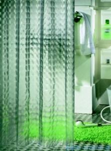 Sealskin Prisma zasłona prysznicowa PCV 180x200cm 211181300