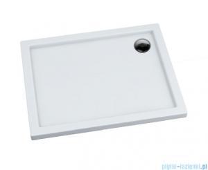 Schedpol Corrina brodzik akrylowy prostokątny 80x70x5,5cm 3.0253