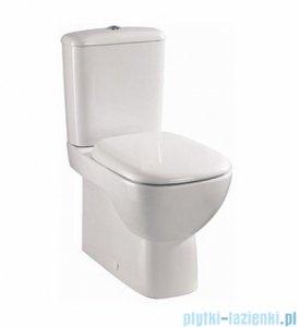 Koło Style zestaw WC kompakt Rimfree z powłoką odpływ uniwersalny L29020900