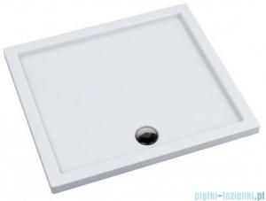 Alterna brodzik akrylowy prostokątny 80x100x5,5 cm ALTN-952599