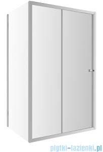 Omnires Bronx kabina prysznicowa 110x90x185cm przejrzyste S2050110+10P90