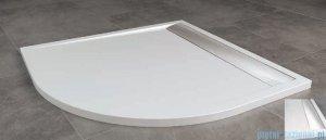 SanSwiss Ila Wir Brodzik półokrągły 100x100cm kolor biały/połysk WIR551005004