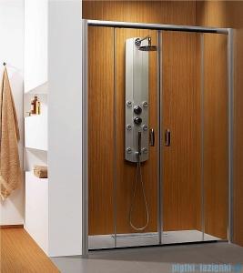 Radaway Premium Plus DWD Drzwi wnękowe 180 szkło fabric 33373-01-06N