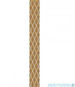 Paradyż Sabro gold poduszki listwa ścienna 7x59,5