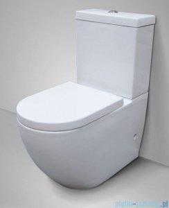 Massi Decos zestaw Wc kompakt biały MSK-2673ADU