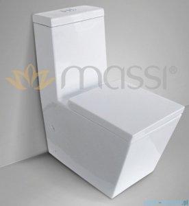 Massi Inglo zestaw Wc kompakt biały MSK-A389DU