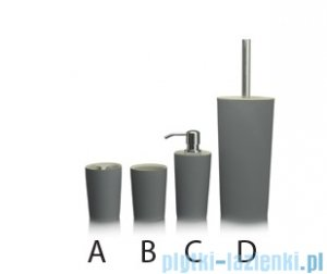 Sealskin Two Tone szklanka na szczoteczki grey 361790314