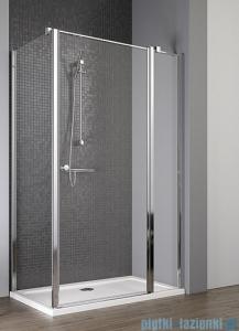 Radaway Eos II KDJ kabina prysznicowa 120x100 prawa szkło przejrzyste 3799424-01R/3799432-01L