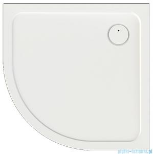 Sanplast Free Line brodzik półokrągły BP/FREE 100x100x2,5cm+STB 615-040-4440-01-000