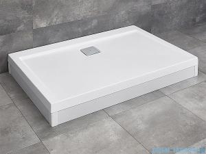 Radaway Obudowa do brodzika Argos 100 aluminium biała 001-510094004