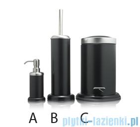 Sealskin Acero Kosz na śmieci czarny 361732419