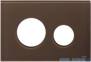 Tece Obudowa ze szkła-do WC Teceloop kawowy brąz 9.240.678