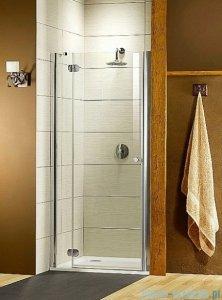 Radaway Torrenta DWJ Drzwi prysznicowe 110 Lewe szkło przejrzyste 31940-01-01N