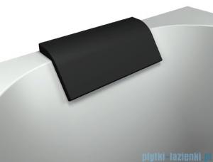 Sanplast Zagłówek żelowy - czarny 260x86 mm 661-A0024-43