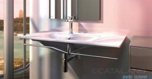 Catalano Impronta Reling do umywalki 96 cm chrom 5P100IM00