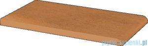 Paradyż Aquarius brown klinkier parapet 13,5x24,5