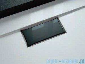 Polimat Comfort syfon brodzikowy + pokrywa czarna 09 01 011