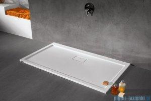 Sanplast Space Line brodzik prostokątny 130x90x3cm + syfon 615-110-0220-01-000