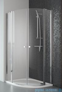 Radaway Eos II PDD kabina prysznicowa 80 część lewa szkło przejrzyste 3799470-01L