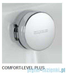 Kaldewei Comfort-Level Plus Conoduo model 4014 Syfon z emaliowaną pokrywą odpływu i przelewem chromowym 687770680001