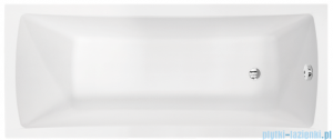 Besco Optima 170x70cm Wanna prostokątna #WAO-170-PK