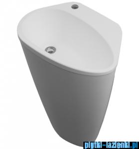 Omnires Sycylia Marble+ umywalka wolnostojąca 56,5x41cm Biały mat.