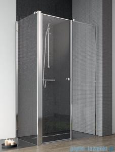 Radaway Eos II KDS kabina prysznicowa 110x90 prawa szkło przejrzyste 3799483-01R/3799411-01L