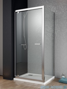 Radaway Twist DW+S kabina prysznicowa 100x75cm szkło przejrzyste 382003-01/382010-01