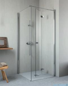 Radaway Essenza New KDJ-B kabina prysznicowa 80x80 prawa przejrzyste 385081-01-01R/384051-01-01